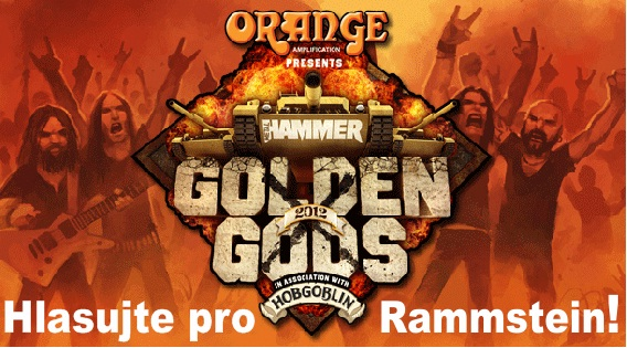 Metal Hammer Golden Gods 2012