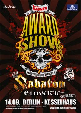 metal hammer awards 2012 2 - Ganadores METAL HAMMER AWARDS Alemania 2012.