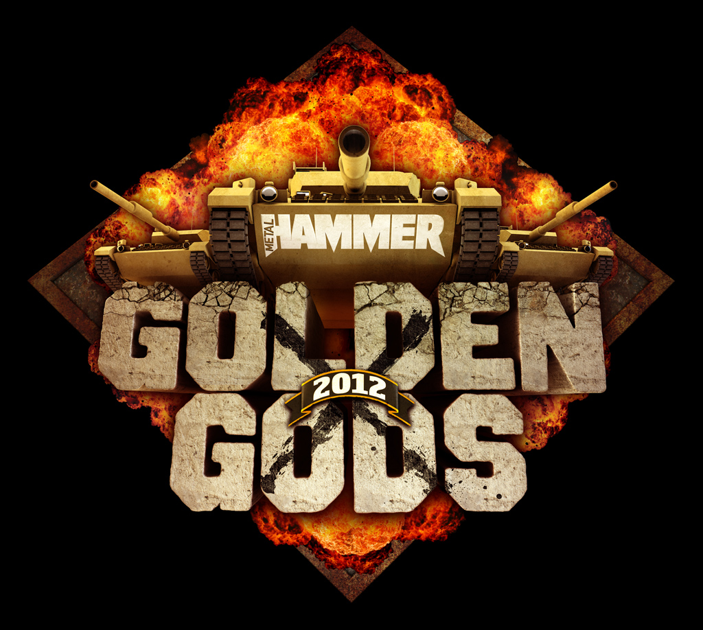 Metal Hammer Golden Gods Awards 2012
